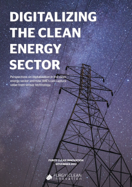 Digitalizing the Clean Energy Sector